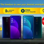 Own the Latest OPPO F11 Pro from only RM42month with Digi