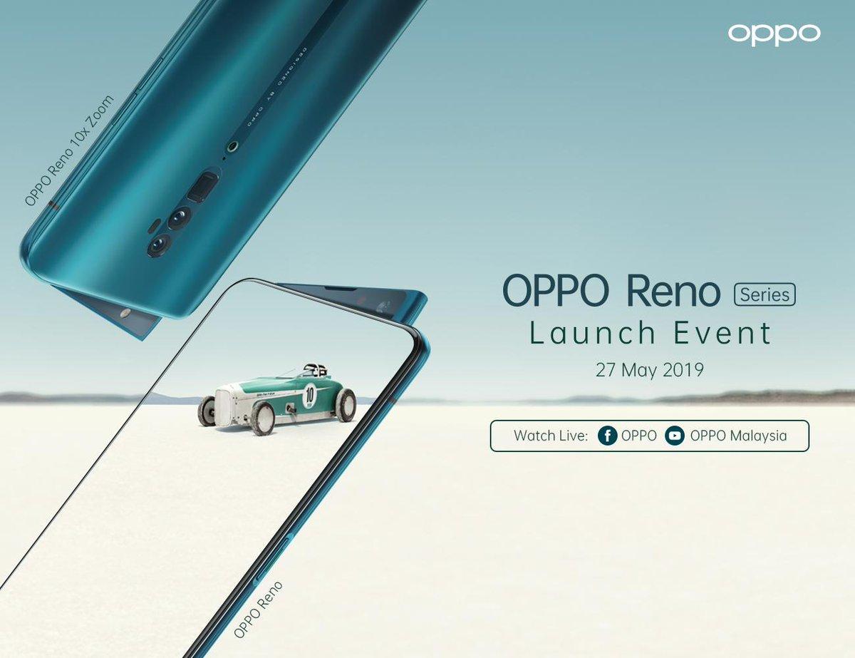 OPPO Reno Launch Event Malaysia
