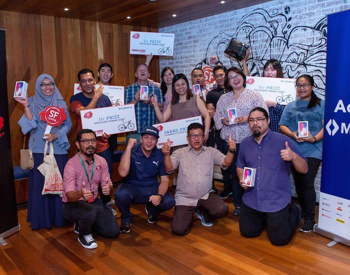 """SF Coffee X MyDebit """"Wave2Win"""" Winners"""