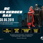 DC Superheroes Day at Resorts World Genting
