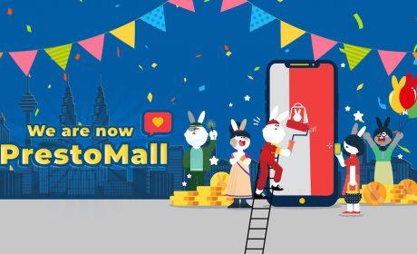 11street Malaysia rebrands to PrestoMall