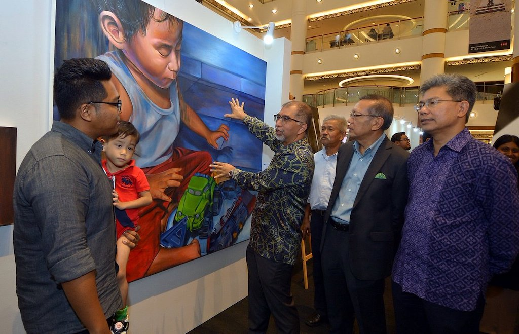 RHB Banking Group Art With Heart 2019