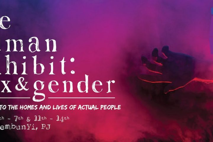 The Human Exhibit : Sex&Gender on the 4th – 14th of July, at AkuSembunyi, PJ