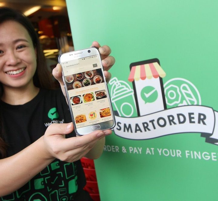 WeChat Pay MY Introduces the Smart Way to Start Ordering Food