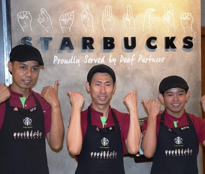 The World's First Starbucks Signing Store 3rd Anniversary