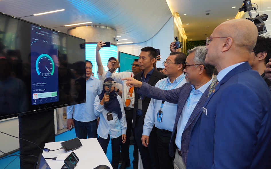 OPPO Reno Show 5G Network Capabilities in Malaysia
