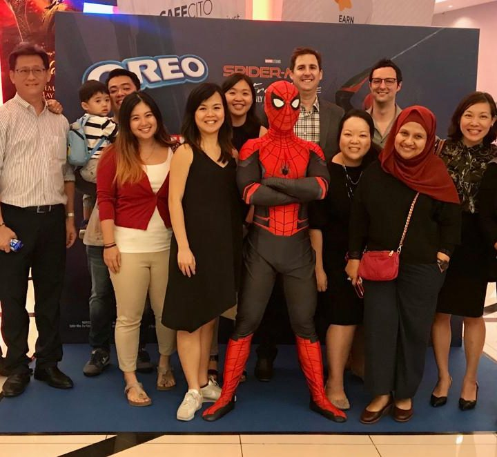 Spider-Man™: Far From Home And Oreos® Team-Up