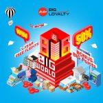 AirAsia BIG Celebrates 22 million BIG Members