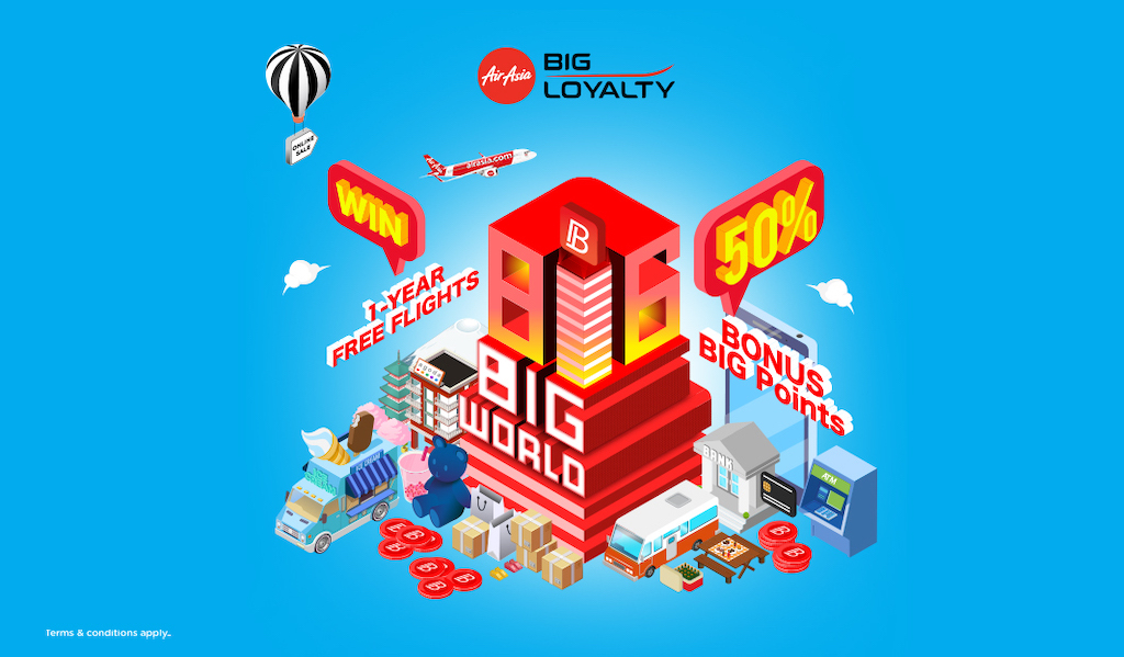 AirAsia BIG Celebrates 22 million BIG Members