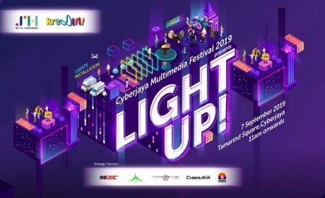 Cyberjaya Multimedia Festival 2019 at Tamarind Square