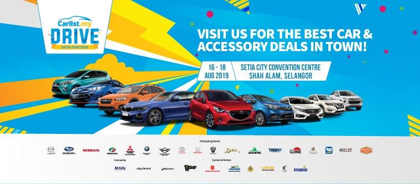 DRIVE- Auto Fair 2019