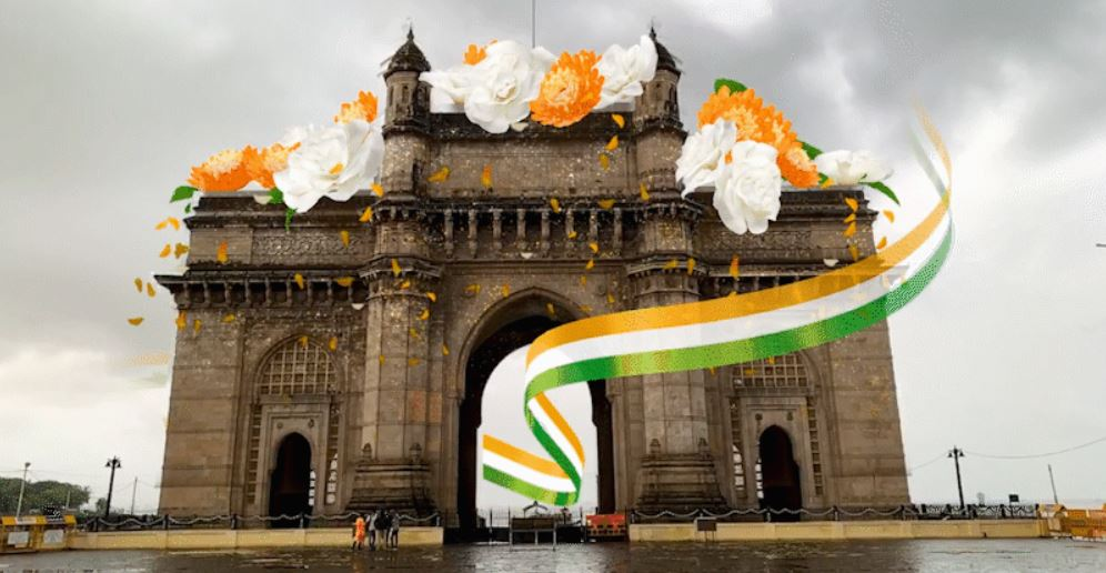 Gateway of India - Landmarker Snapchat