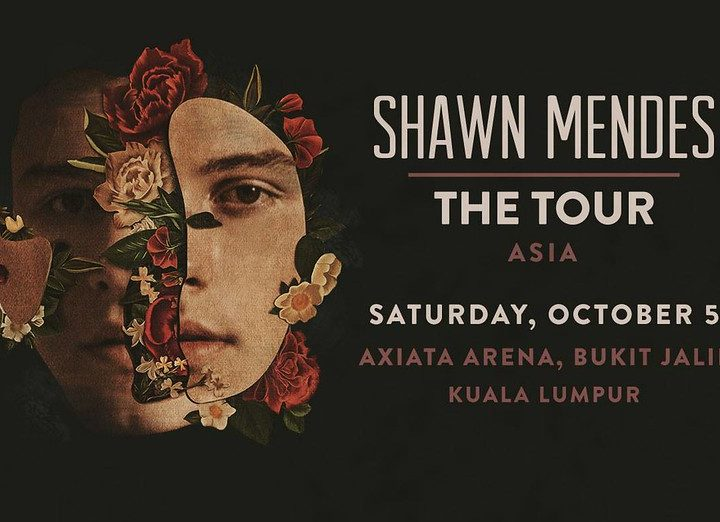 Shawn Mendes: The Tour 2019 @ Axiata Arena, Bukit Jalil
