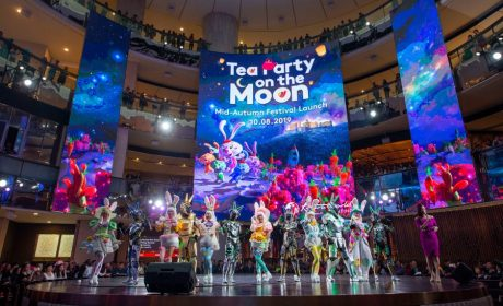 Tea Party on the Moon at Resorts World Genting From 10 Aug ~ 16 Sept 2019