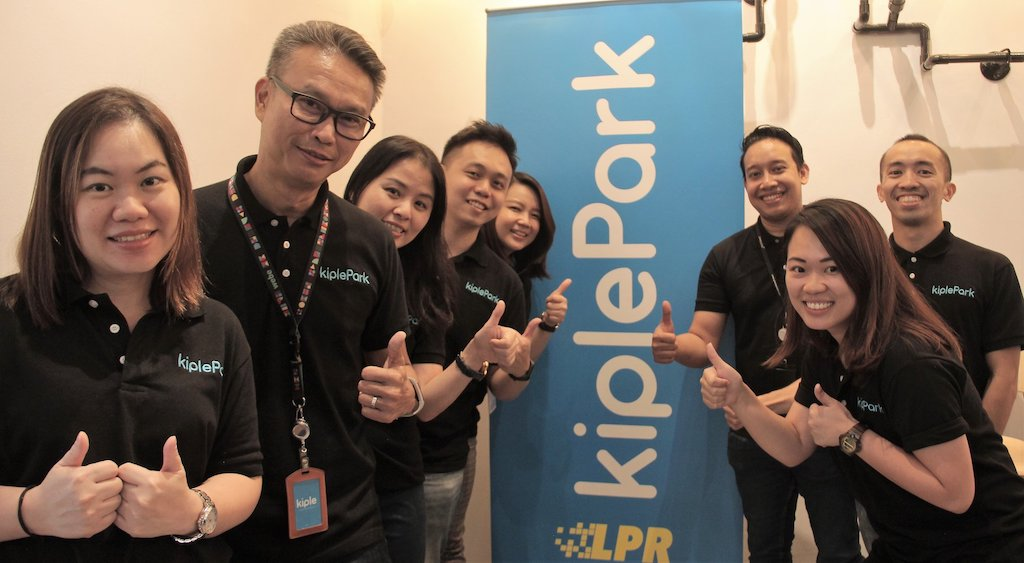 kiplePark FIRST license plate recognition