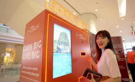 AirAsia Credit Cards Challenge Malaysians to Shred Their Credit Cards!