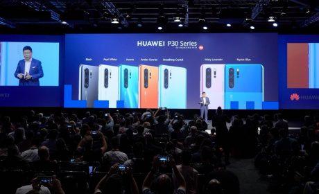 HUAWEI P30 Series Rethinks Smartphone Aesthetics