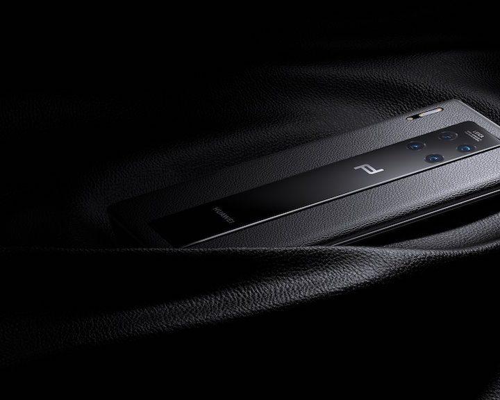 Porsche Design and Huawei Unveil New PORSCHE DESIGN HUAWEI Mate 30 RS