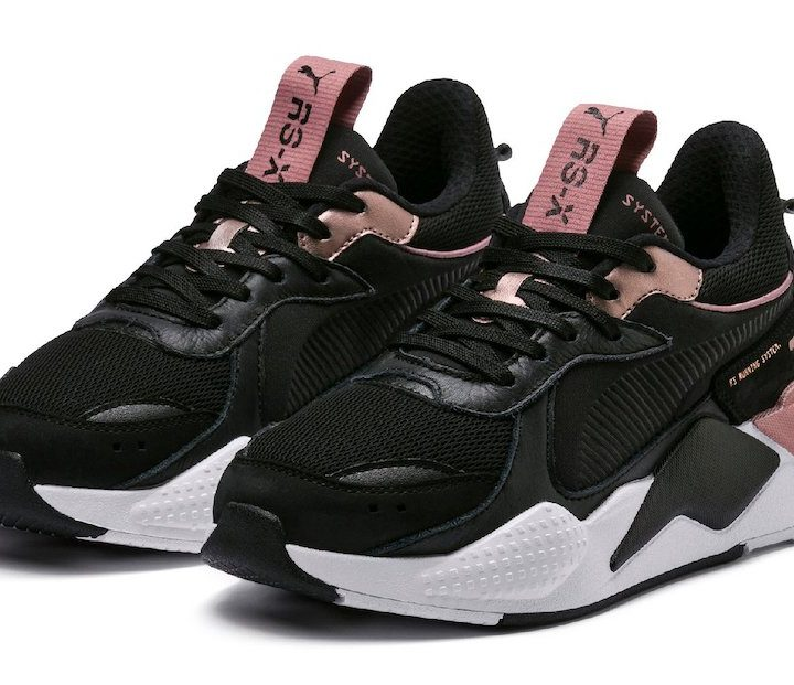 PUMA Malaysia Launch RS-X Trophies in Rose Gold