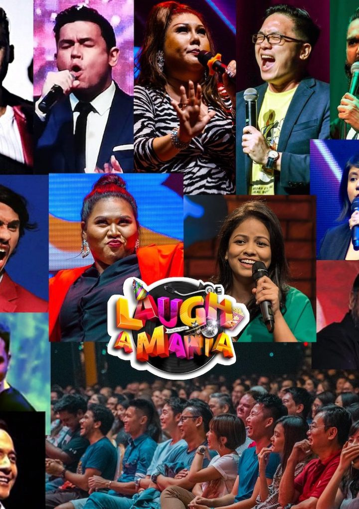 Laugh A Mania @ The Platform, Menara Ken TTDI (31 Oct ~ 2 Nov 2019)