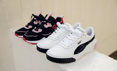 PUMA X MAYBELLINE Reveal Their First Special-Edition Collection