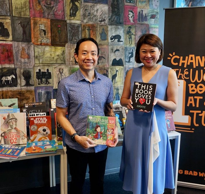 10th Anniversary : Big Bad Wolf Book Sale 2019