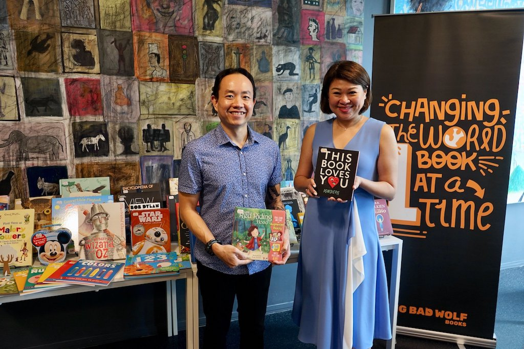 Big Bad Wolf Book Sale KL 2019