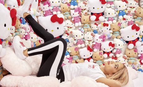 Sporty Meets Cute: The PUMA x HELLO KITTY Collection