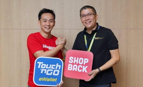 ShopBack Malaysia Powers Up 11.11 Shopping Festival with TnG eWallet