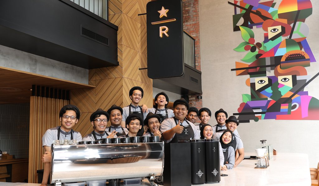 Starbucks Reserve Bukit Bintang Junction