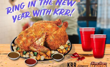 Kenny Rogers ROASTERS' Epic Roast at RM98