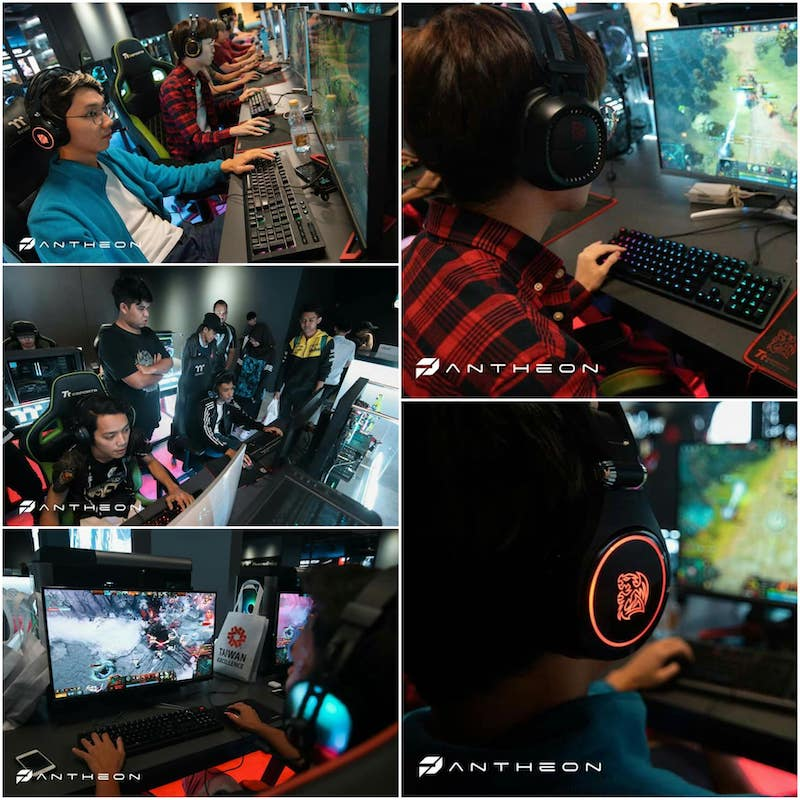 Mesa Mall Dota2 Tournament