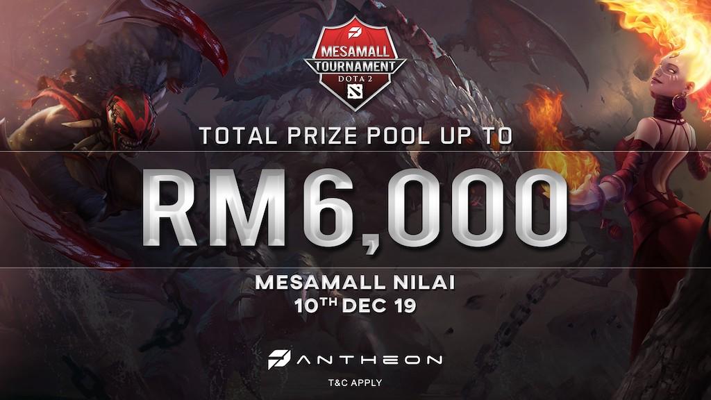 Mini Dota2 tournament Pantheon eSports Club