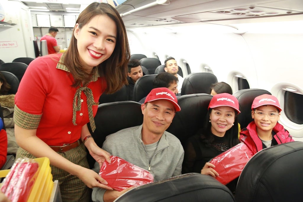 New Delhi Fly Direct with Vietjet