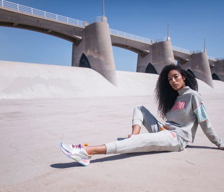 Puma's Final Collection With Sophia Webster Can't Be Tamed