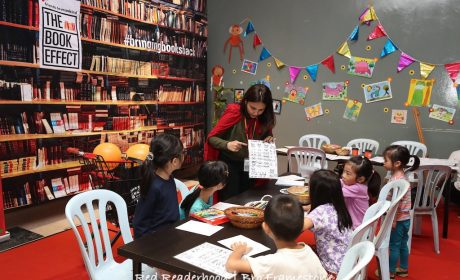 Red Readerhood Providing English Books to Underprivileged
