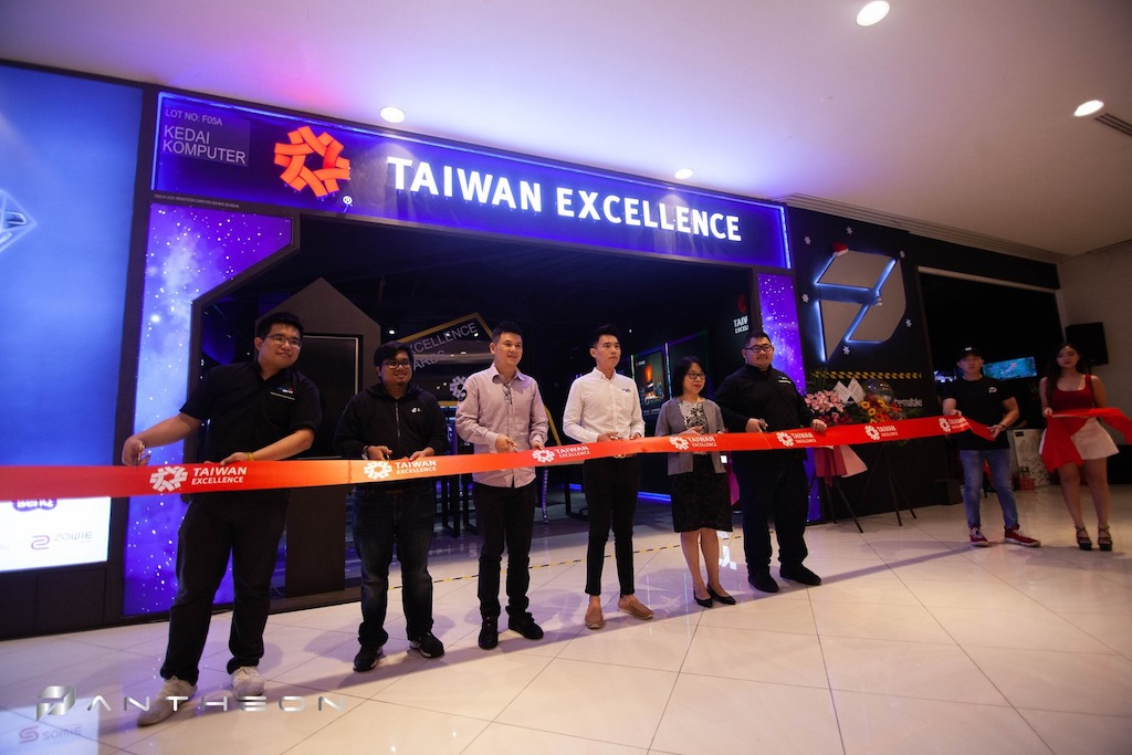 Taiwan Excellence Concept Store Mesamall, Nilai