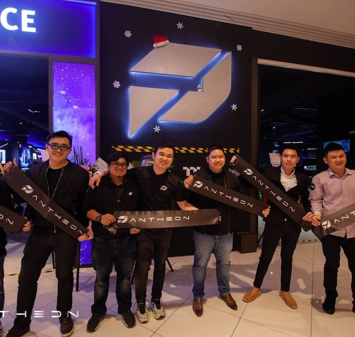 1st The Pantheon Esports Club & Taiwan Excellence Concept Store Open in Nilai