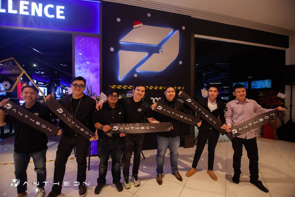 The Pantheon Esports Club Mesamall Nilai
