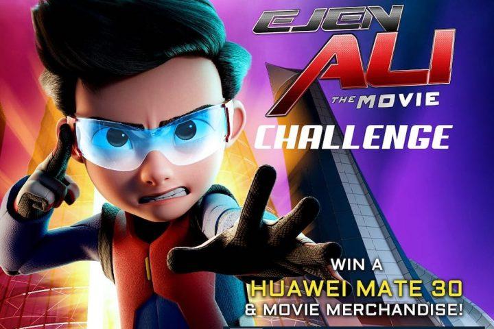 TikTok Launches #EjenAliTheMovie Challenge