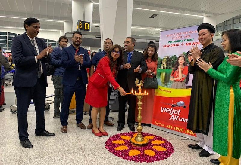 Vietjet The Hanoi – New Delhi Route
