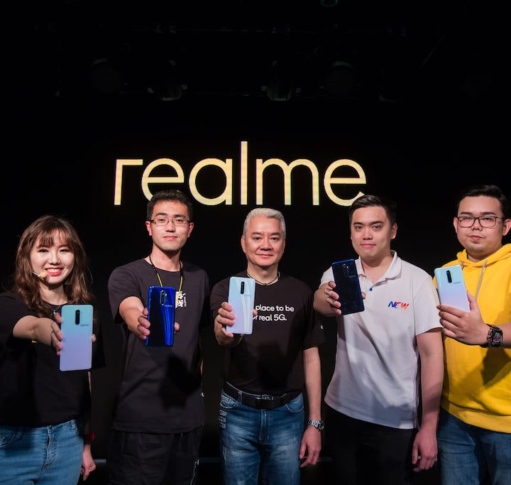 realme X2 Pro Now Available in Malaysia at RM 2,399.00