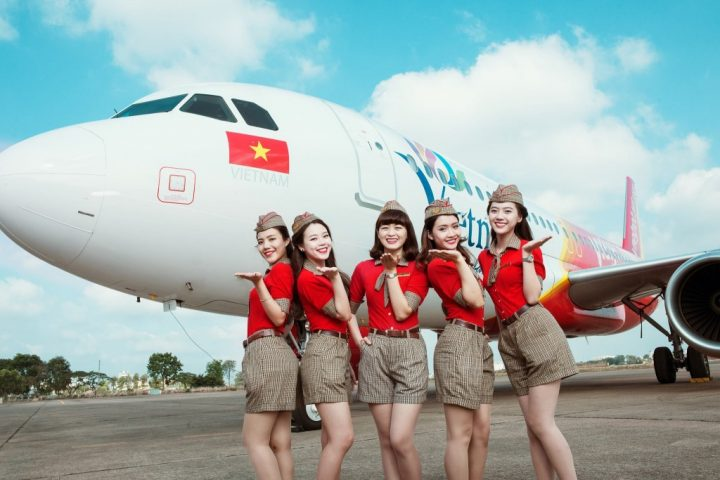 Vietjet Offers 50% Discount on All Routes, Including Malaysia