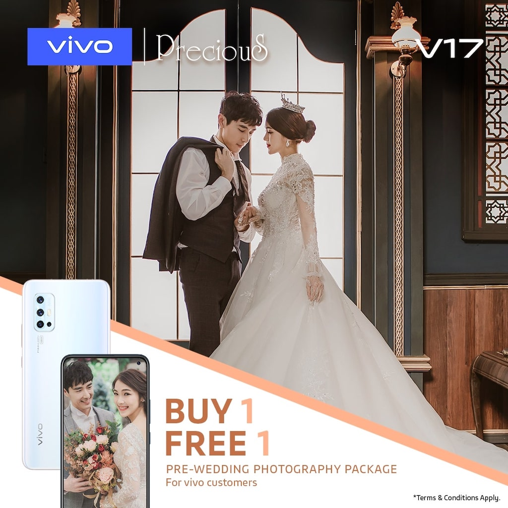 Double the Love This Valentine with Vivo Malaysia