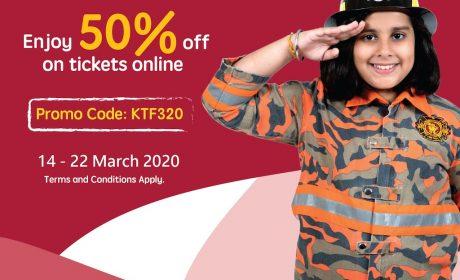 KidZania Kuala Lumpur's Career Fair 2.0 from 14 – 22 March 2020