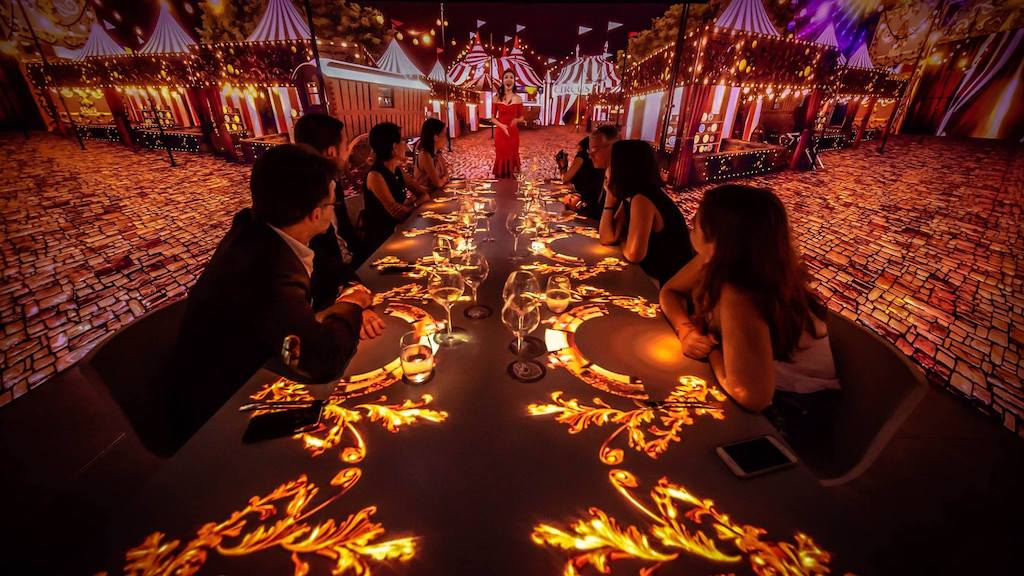 Whimsy Dining Experience in Kuala Lumpur