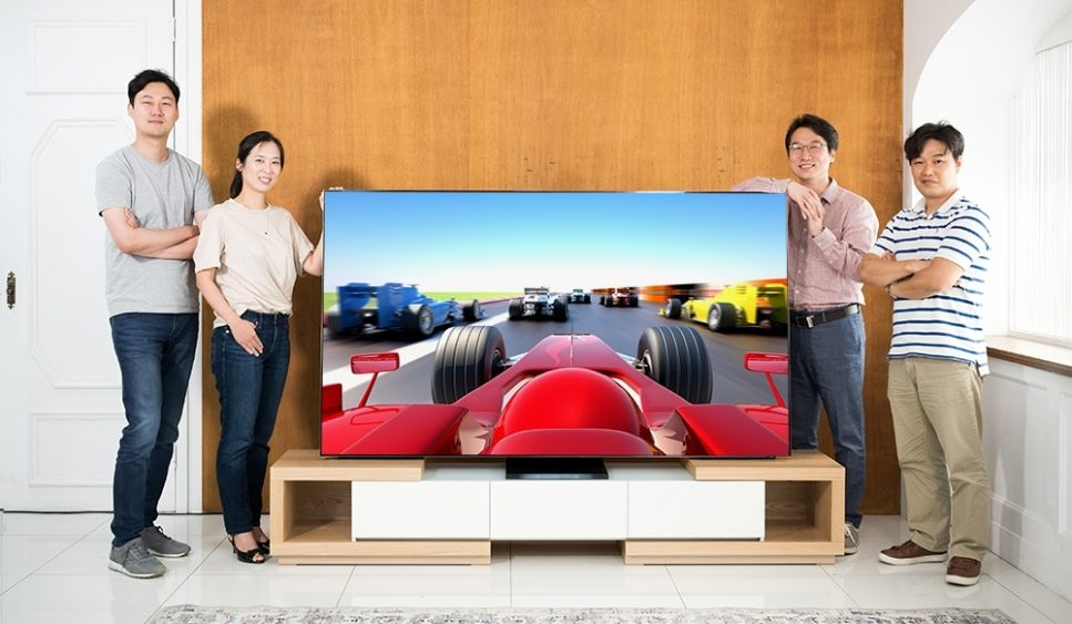 Samsung QLED TVs Gaming-Specific Features