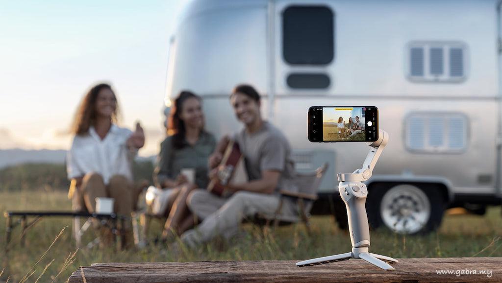 DJI OM 4 Smartphone Stabilizer