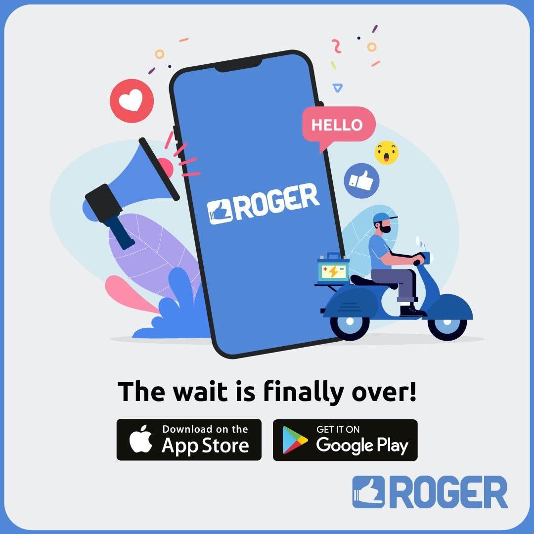 Roger Apps