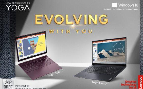 Lenovo Yoga Duet 7i & Slim 7i